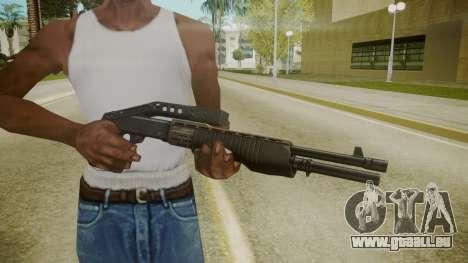 Atmosphere Combat Shotgun v4.3 für GTA San Andreas dritten Screenshot