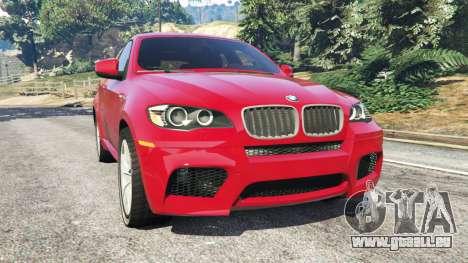 BMW X6 M (E71) für GTA 5