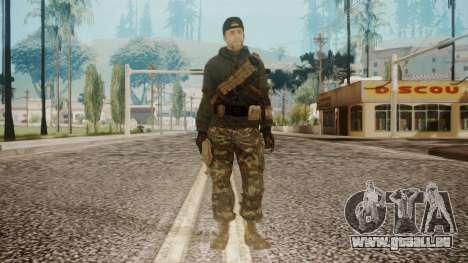 Custom Survivor 4 pour GTA San Andreas deuxième écran