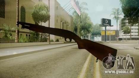 Atmosphere Shotgun v4.3 für GTA San Andreas dritten Screenshot
