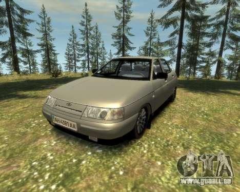 VAZ 21103 v1.1 für GTA 4