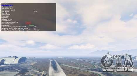 Simple Trainer v2.4 pour GTA 5