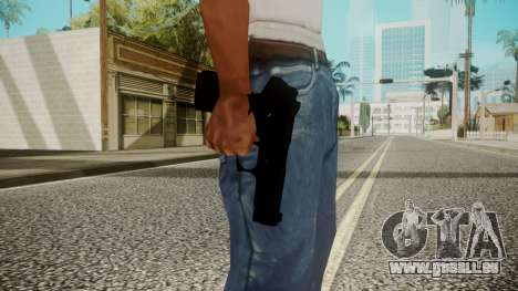 MP-443 für GTA San Andreas dritten Screenshot