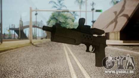 Silenced Pistol from RE6 für GTA San Andreas