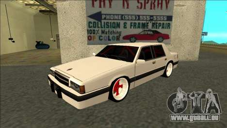 Willard Drift pour GTA San Andreas