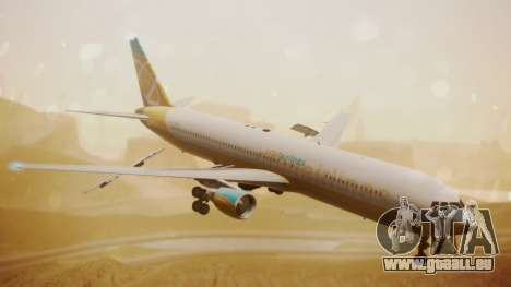 Boeing 767-300 Orbit Airlines pour GTA San Andreas