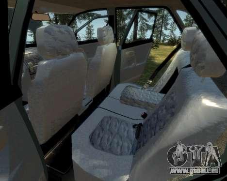 VAZ 21103 v1.1 pour GTA 4 Vue arrière