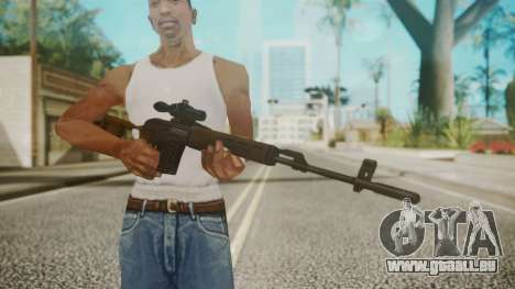 Sniper Rifle by EmiKiller für GTA San Andreas dritten Screenshot