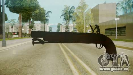 Atmosphere Sawnoff Shotgun v4.3 für GTA San Andreas