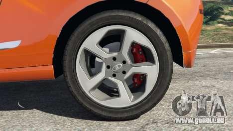 GTA 5 Lada XRAY hinten rechts