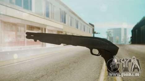 Escopeta Mossberg pour GTA San Andreas troisième écran