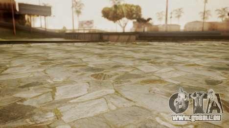 Skate Park with HDR Textures pour GTA San Andreas troisième écran