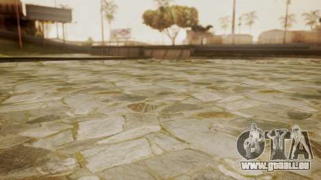 Skate Park with HDR Textures für GTA San Andreas dritten Screenshot