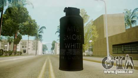 Atmosphere Tear Gas v4.3 für GTA San Andreas
