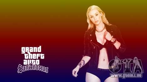 Hip Hop Loadscreens pour GTA San Andreas troisième écran