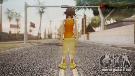 Kingdom Hearts 2 - Olette pour GTA San Andreas troisième écran