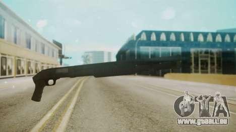 Escopeta Mossberg pour GTA San Andreas deuxième écran