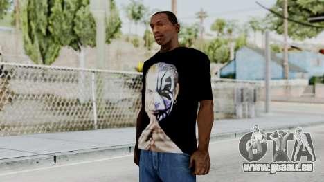 Jeff Hardy Shirt v3 für GTA San Andreas