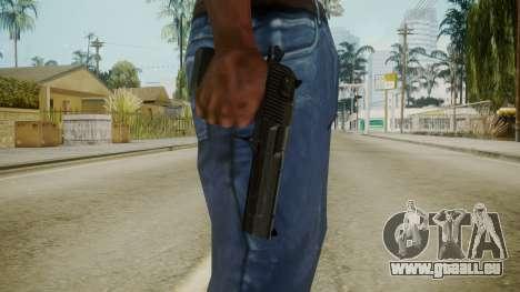 Atmosphere Desert Eagle v4.3 für GTA San Andreas dritten Screenshot