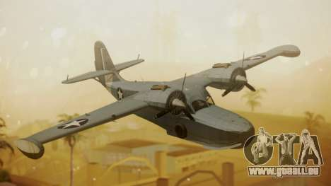 Grumman G-21A Goose pour GTA San Andreas