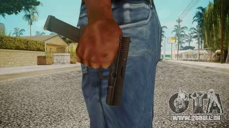 Colt 45 by EmiKiller für GTA San Andreas dritten Screenshot