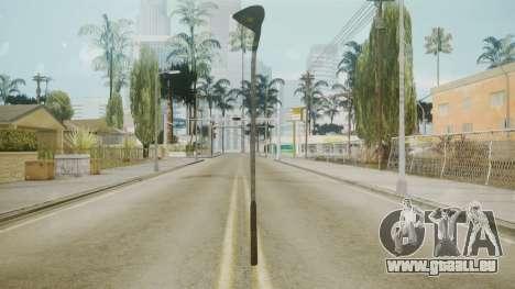 Atmosphere Golf Club v4.3 pour GTA San Andreas deuxième écran