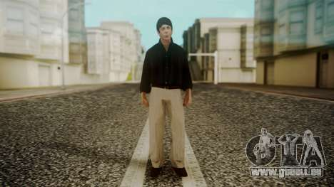 Paul McCartney für GTA San Andreas zweiten Screenshot