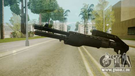 Atmosphere Combat Shotgun v4.3 pour GTA San Andreas