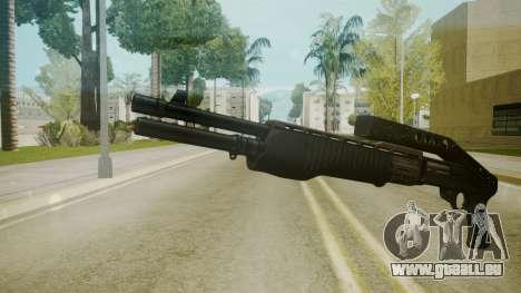 Atmosphere Combat Shotgun v4.3 für GTA San Andreas
