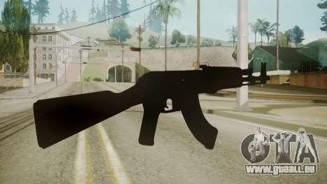 Atmosphere AK-47 v4.3 für GTA San Andreas zweiten Screenshot