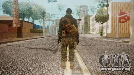 Custom Survivor 4 pour GTA San Andreas troisième écran