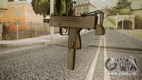 Micro SMG by catfromnesbox pour GTA San Andreas deuxième écran