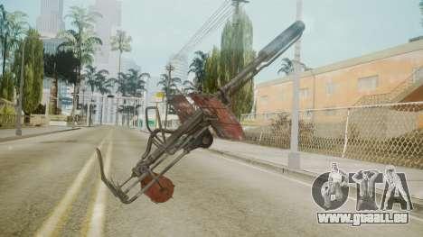 Atmosphere Flame Thrower v4.3 für GTA San Andreas zweiten Screenshot