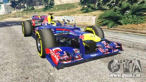 Red Bull RB8 [Sebastian Vettel] für GTA 5