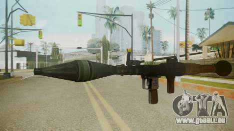 Atmosphere Rocket Launcher v4.3 pour GTA San Andreas