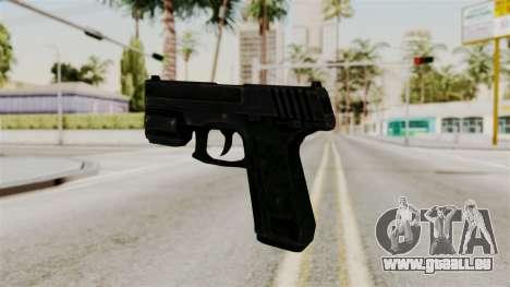 Colt 45 from RE6 pour GTA San Andreas deuxième écran