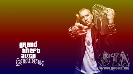 Hip Hop Loadscreens pour GTA San Andreas cinquième écran