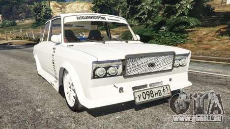VAZ-2107 Redline 61 für GTA 5