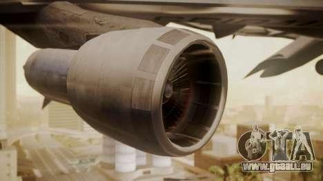 Boeing 747-100 All Nippon Airways für GTA San Andreas rechten Ansicht