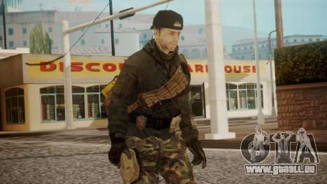 Custom Survivor 4 pour GTA San Andreas