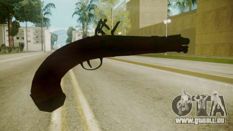 Atmosphere Sawnoff Shotgun v4.3 für GTA San Andreas zweiten Screenshot
