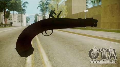 Atmosphere Sawnoff Shotgun v4.3 pour GTA San Andreas deuxième écran