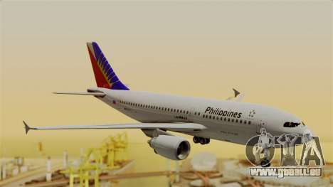 Airbus A310-300 Philippine Airlines Livery pour GTA San Andreas