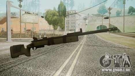 M40A5 Battlefield 3 pour GTA San Andreas