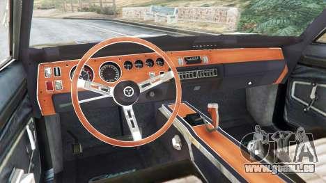 Dodge Charger RT 1970 v3.1 für GTA 5