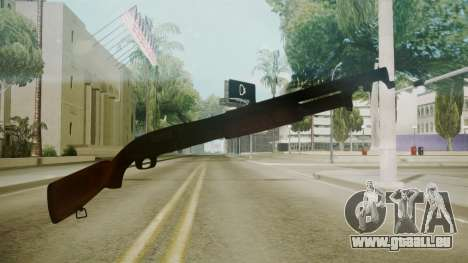 Atmosphere Shotgun v4.3 für GTA San Andreas zweiten Screenshot