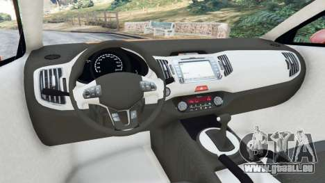 GTA 5 Lada XRAY rechte Seitenansicht