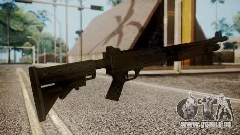 Combat Shotgun from RE6 für GTA San Andreas zweiten Screenshot