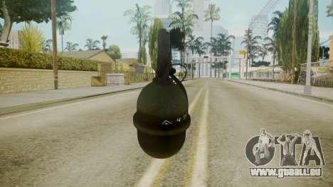 Atmosphere Grenade v4.3 für GTA San Andreas zweiten Screenshot
