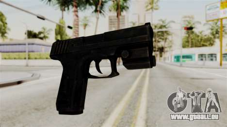 Colt 45 from RE6 pour GTA San Andreas